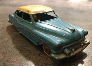 Buick Roadmaster Dinky Toys
