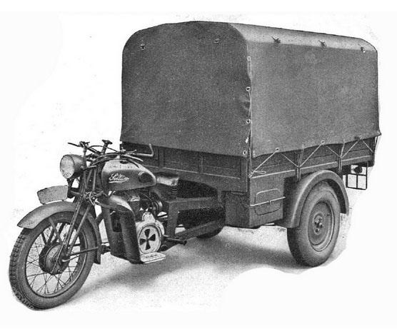 Sertum 500 Motocarro
