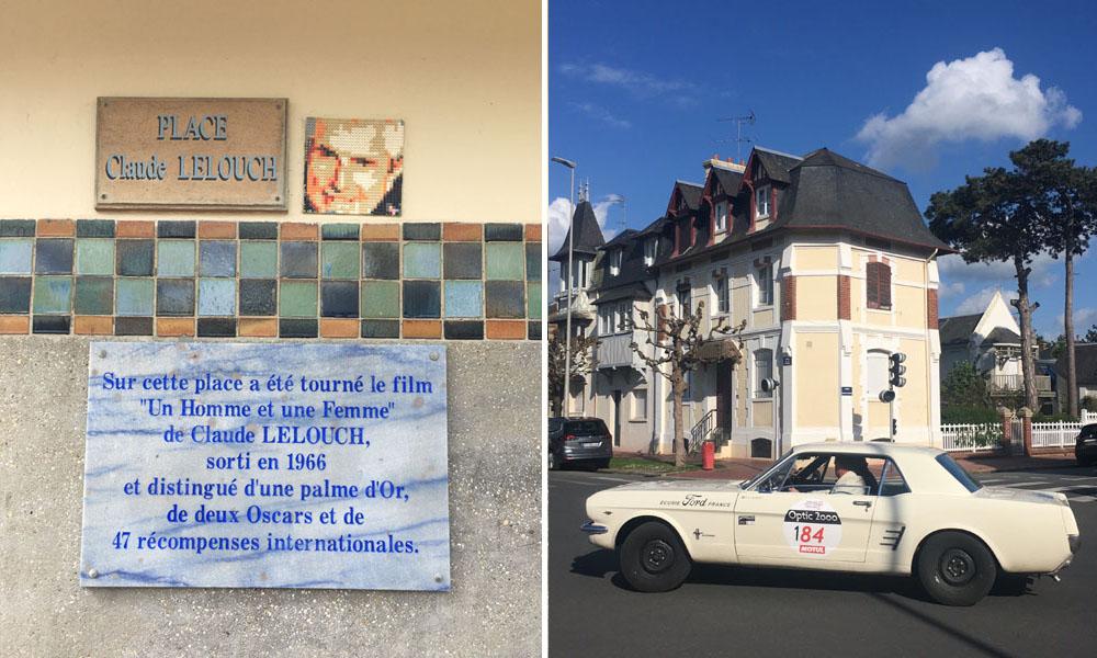 Deauville, Un Homme et une Femme