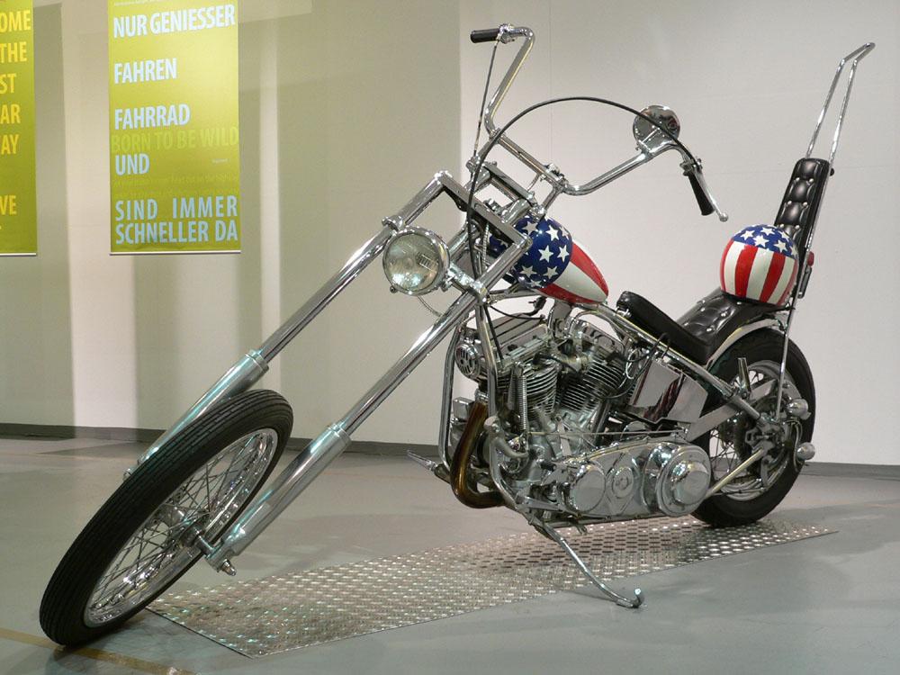 chopper, Easy Rider