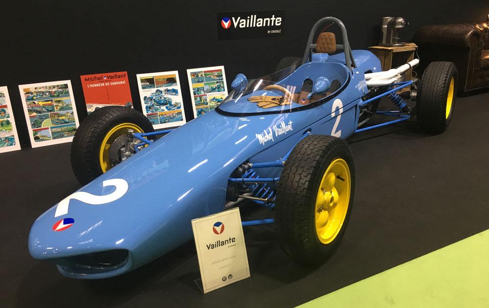 Vaillante, Classic Racing School