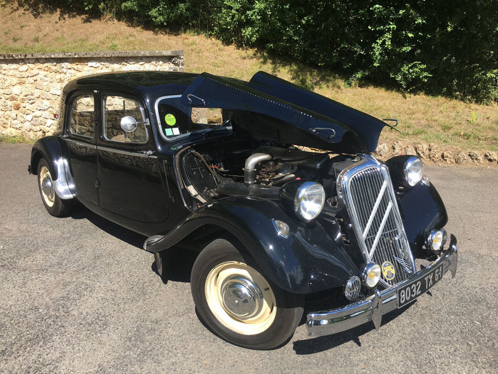 Citroën Traction 15-6H