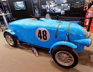Simca 5 Le Mans 1937