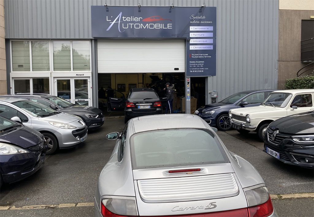 Atelier Automobile de Viroflay